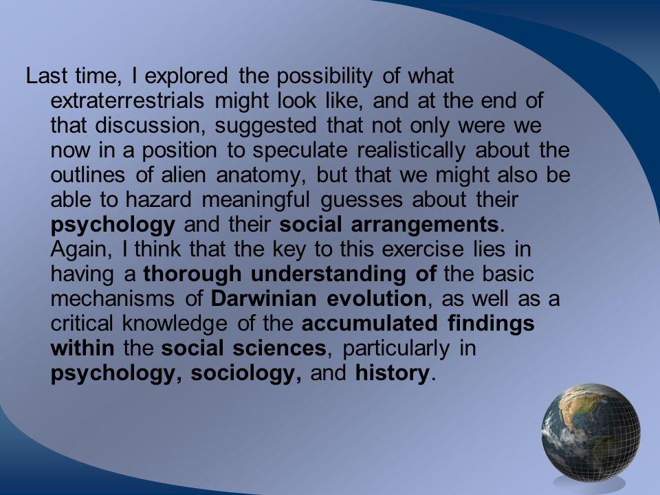 In The Dragons of Eden, Carl Sagan.