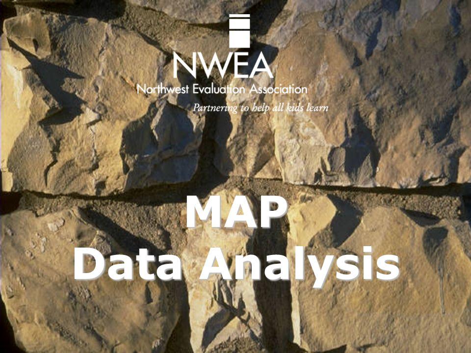 MAP Data Analysis