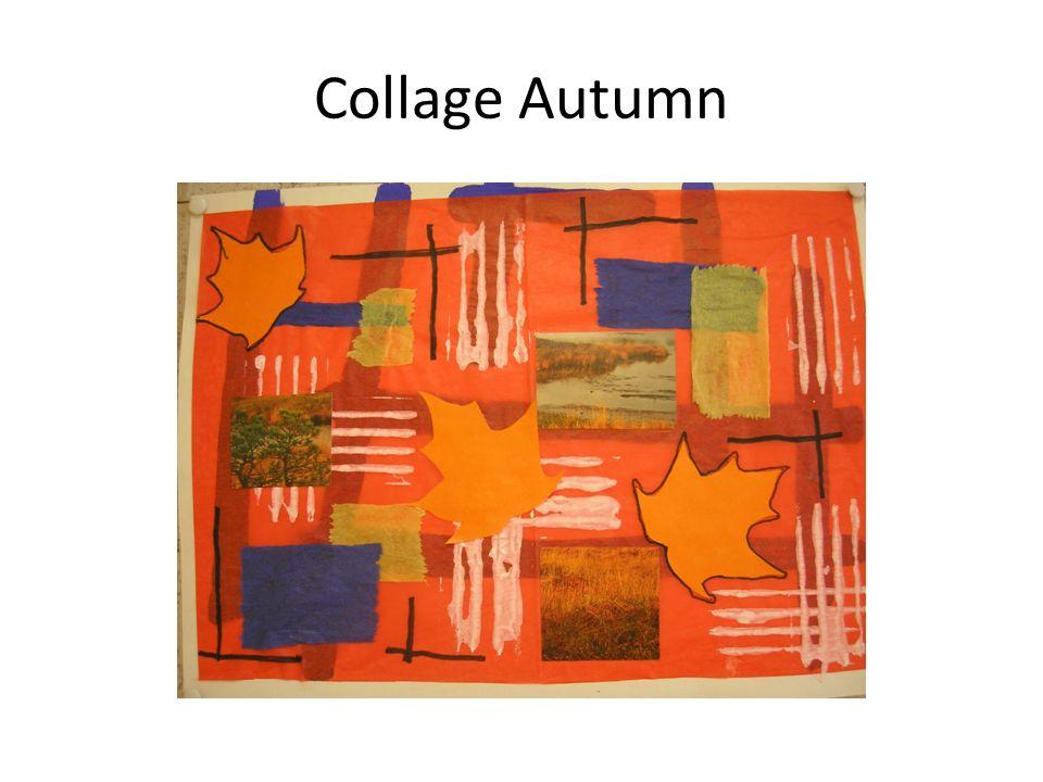 Collage Autumn