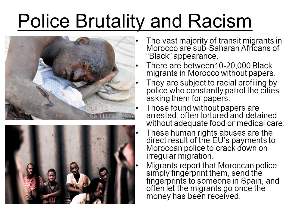 Corruption and Deportations to Algeria The EU money paid to Morocco to humanely deport migrants to their own countries is obviously being pocketed by Moroccan police who are well known to be incredibly corrupt, hence all the hash in Europe.