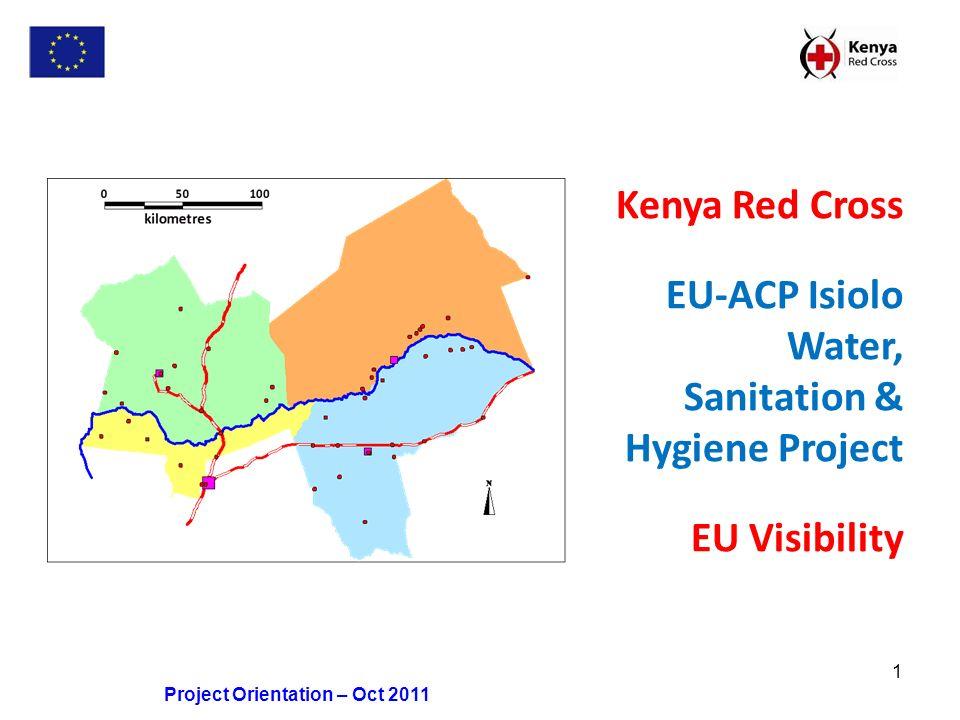 2 EU – ACP Isiolo WASH Project Contractual / legal requirement EU: Europe vs.