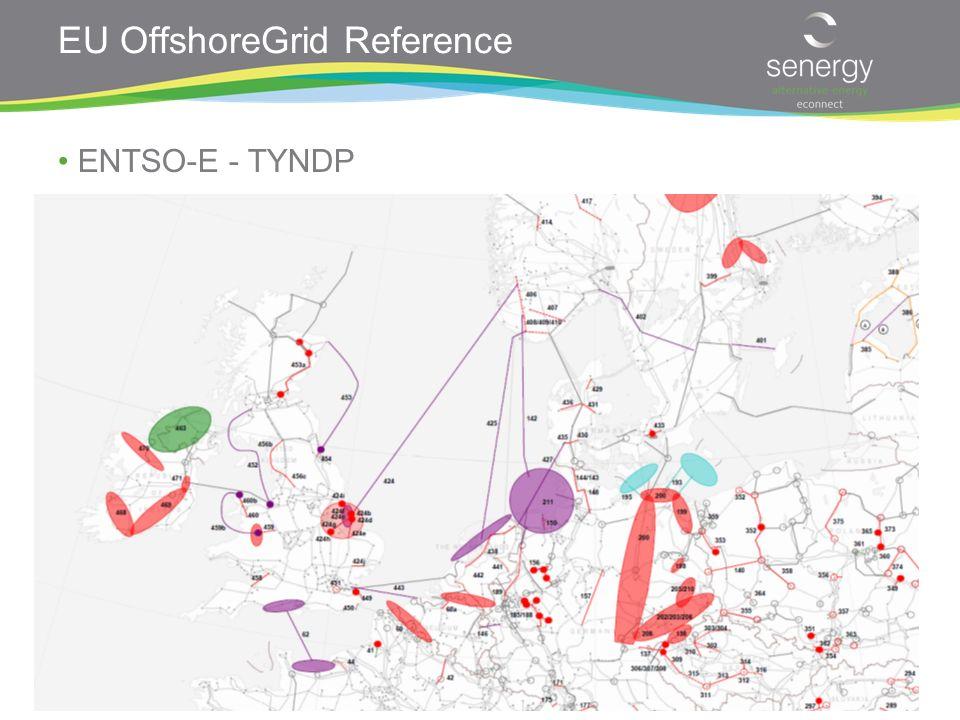 EU OffshoreGrid Reference ENTSO-E - TYNDP