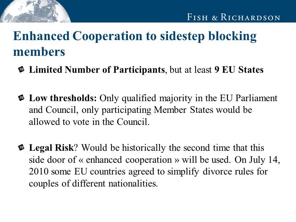 ….And European ITC Proceedings.