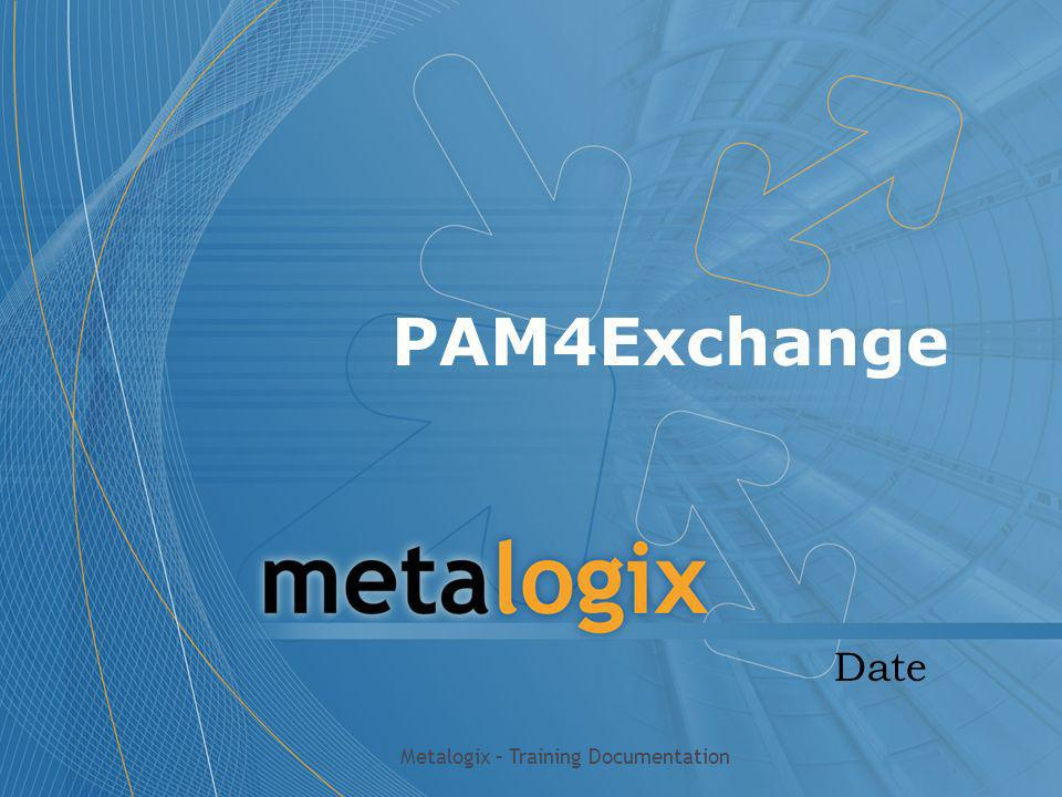Metalogix - Confidential12 Scheduled / manual archiving Retrieving User permissions Advanced search Global settings Browsing in archive