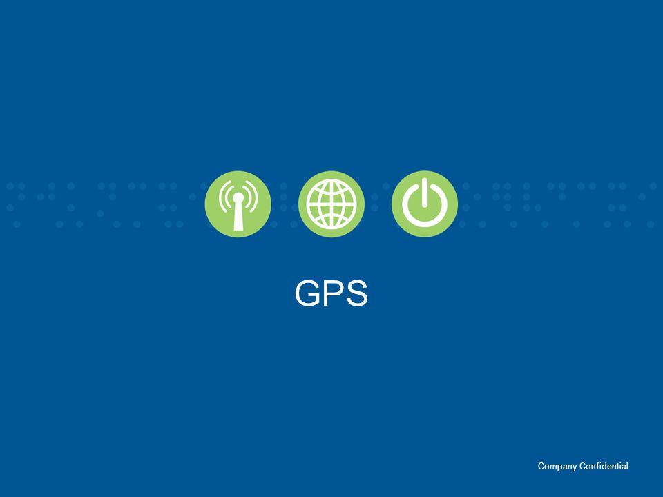 GPS Company Confidential