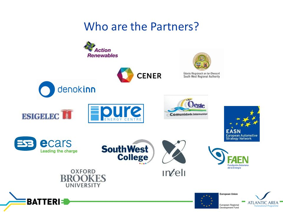 Who are the Partners