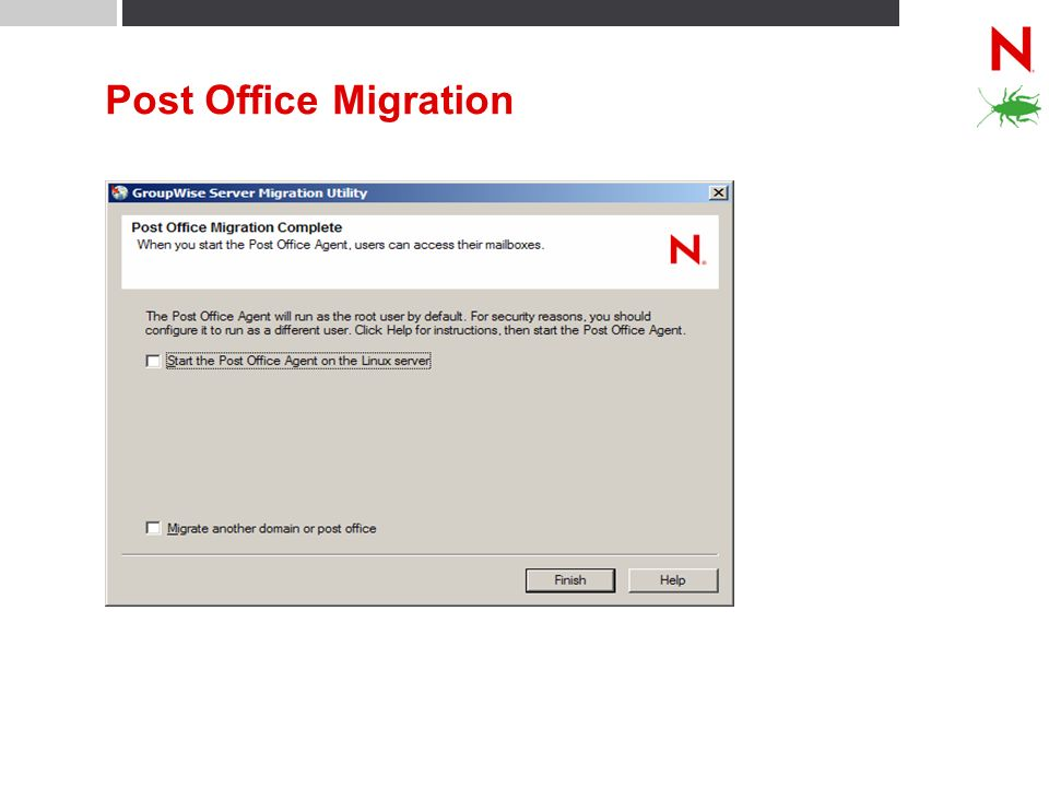 Post Office Migration