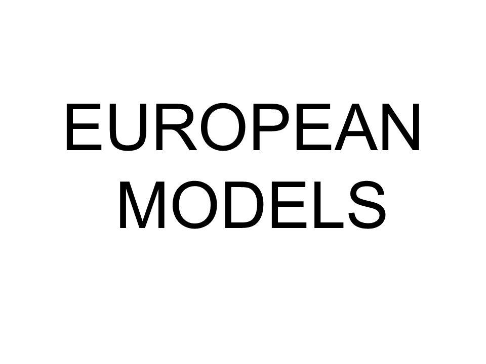 EUROPEAN MODELS
