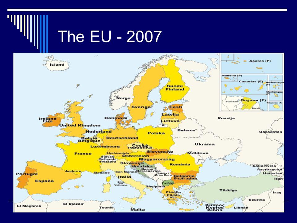 The EU - 2007