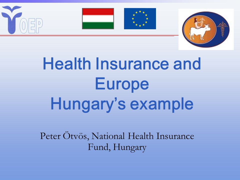 Brief Outline Overview of the European Legislation Co-ordination of Social Security as a Tool for the Free Movement of Persons Freedom to Provide Health Care Services – Questions related to Financing Planned Directive on Cross-Border Health Care Cross-Border Co-operations