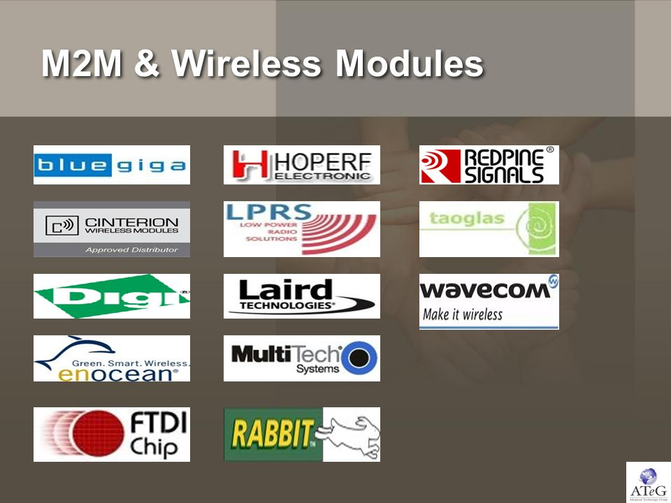 M2M & Wireless Modules