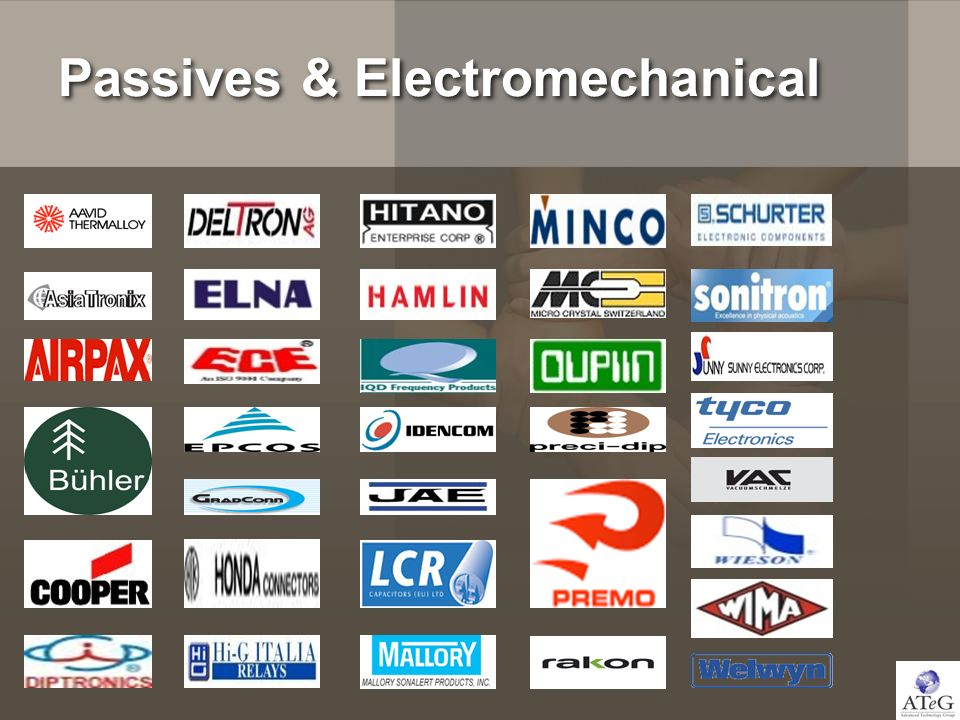 Passives & Electromechanical