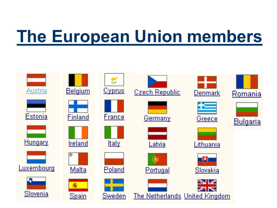 Objectives n By the end of the lesson all students should have: n Revised their knowledge of the EU and the Euro n Understood what a pan-European strategy is n Discovered the importance of emerging markets such as Eastern Europe along with the positive and negative implications