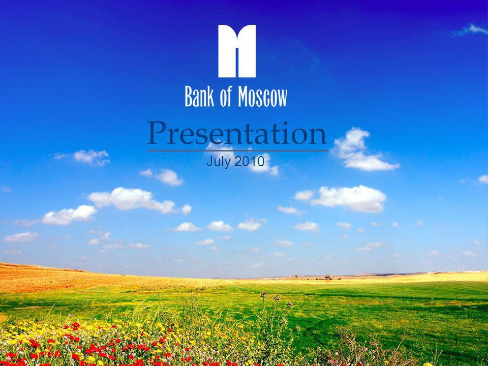 1 Presentation July 2010