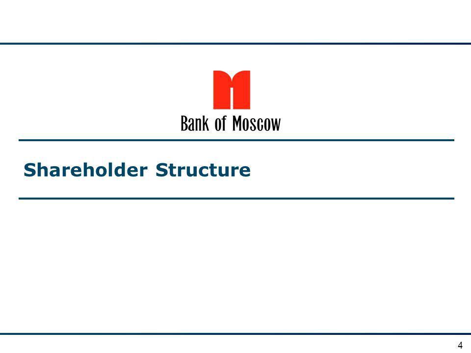 Shareholder Structure 4