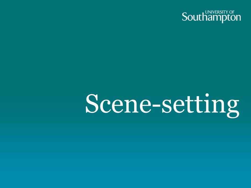 Scene-setting