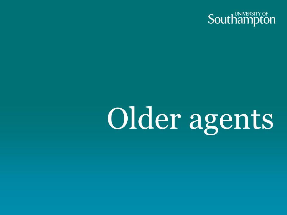 Older agents