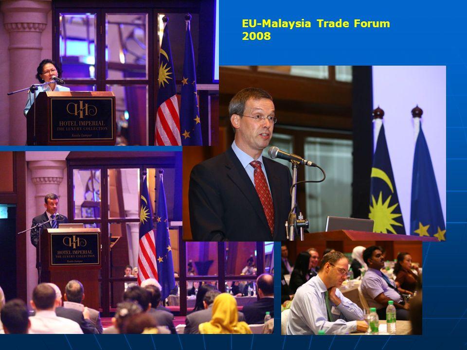 EU-Malaysia Trade Forum 2008