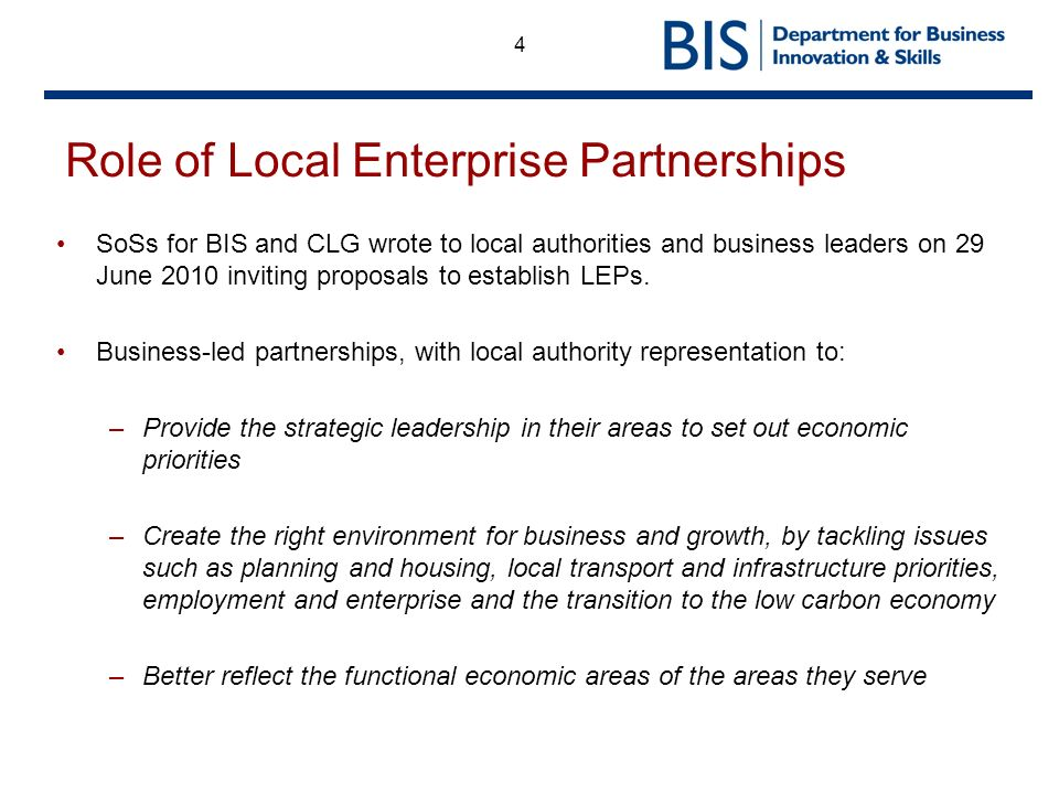 15 BIS Local contacts for East of England Local Enterprise Partnership areaBIS Local lead Greater Cambridgeshire and Greater Peterborough LEP (including Rutland) peter.northover@bis.gsi.gov.uk 07825 841820 Hertfordshire LEP New Anglia LEP (Norfolk and Suffolk) lisa.roberts@bis.gsi.gov.uk 07823 535206 South East LEP (Kent, Essex and East Sussex) iain.mcnab@bis.gsi.gov.uk 020 7215 3295 South East Midlands LEP (Bedford, Central Beds and Luton, amongst others) will.morlidge@bis.gsi.gov.uk 07825 938272