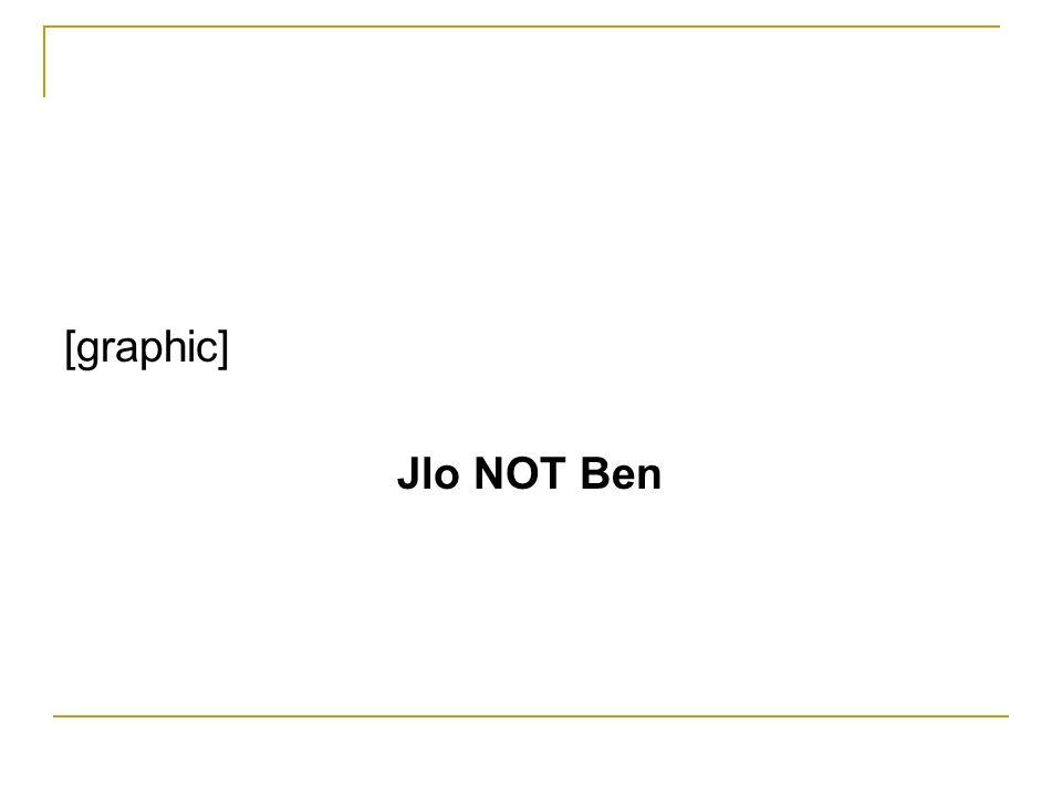 [graphic] Jlo NOT Ben
