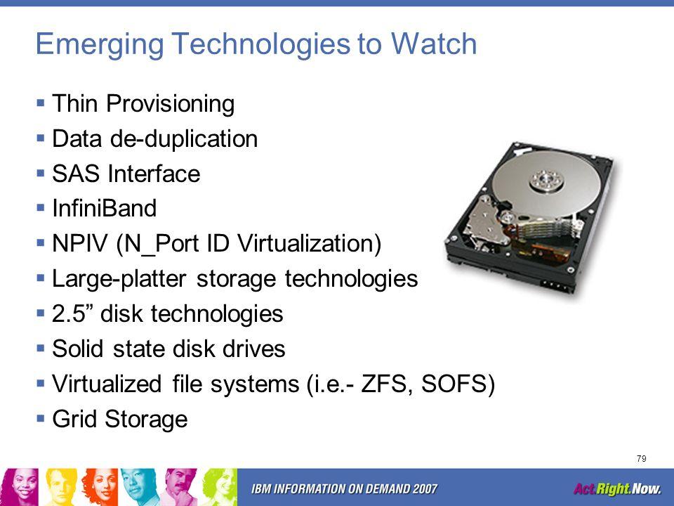78 Emerging Technologies