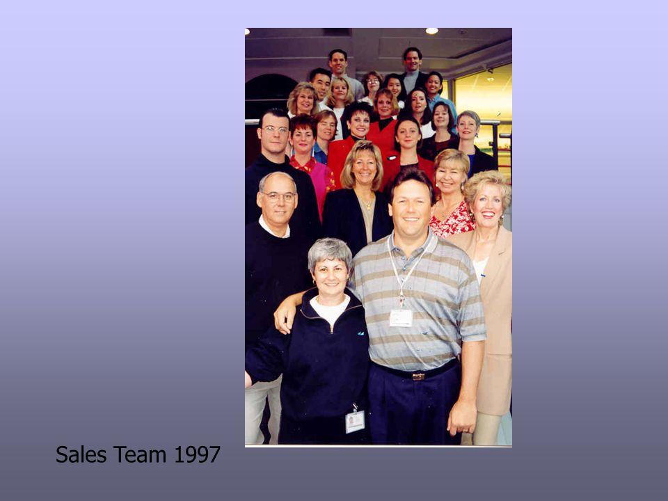 Sales Team 1997