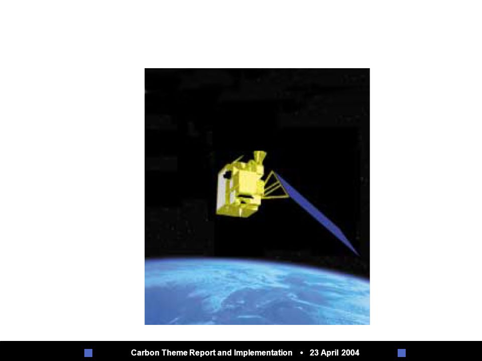 Carbon Theme Report and Implementation 23 April 2004