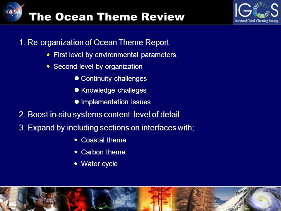 The Ocean Theme Review 1.