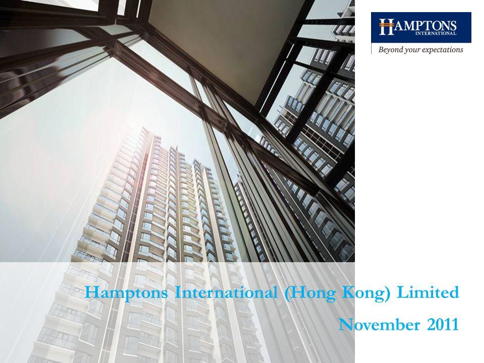 1 Hamptons International (Hong Kong) Limited November 2011