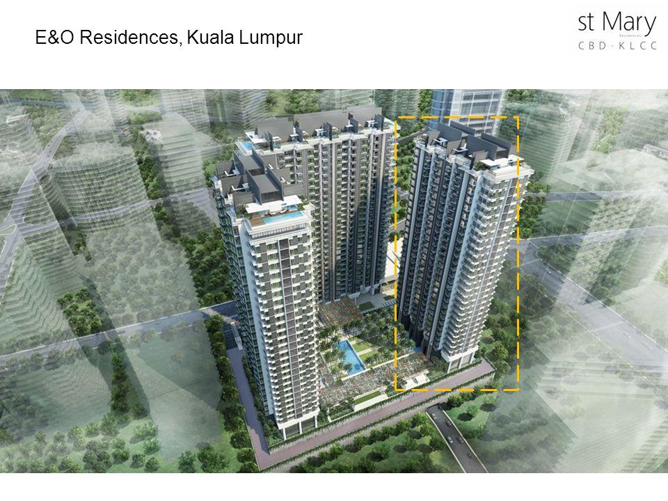 E&O Residences, Kuala Lumpur