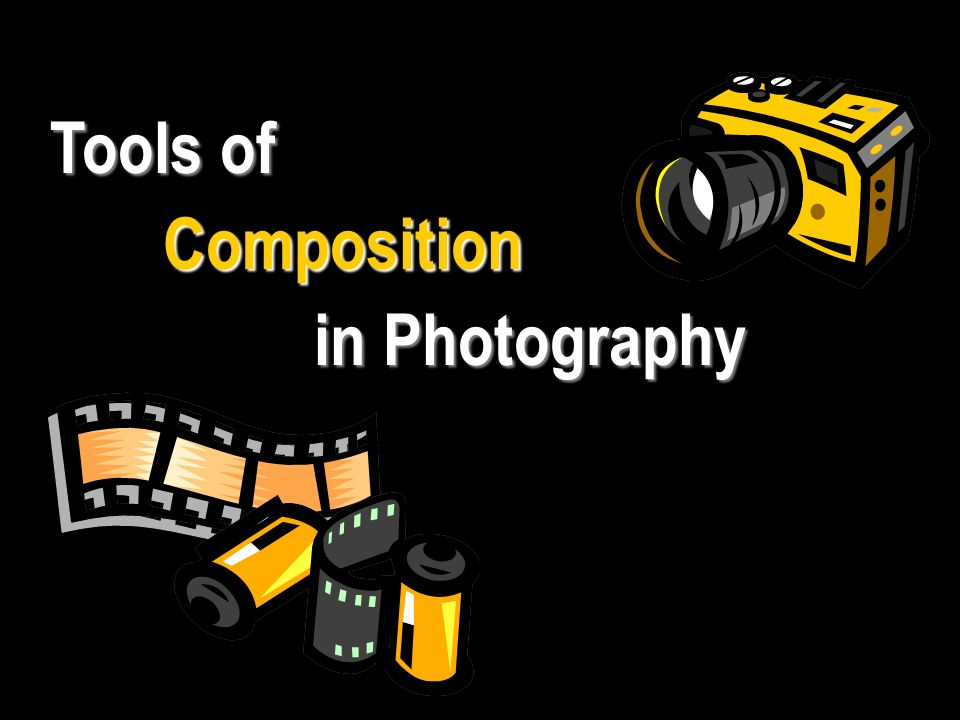 Tools of Composition in Photography