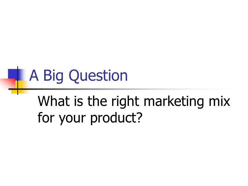marketing mix case study questions