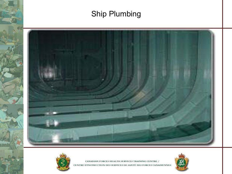 Ship Plumbing