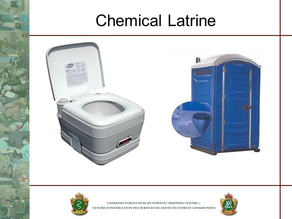 Chemical Latrine