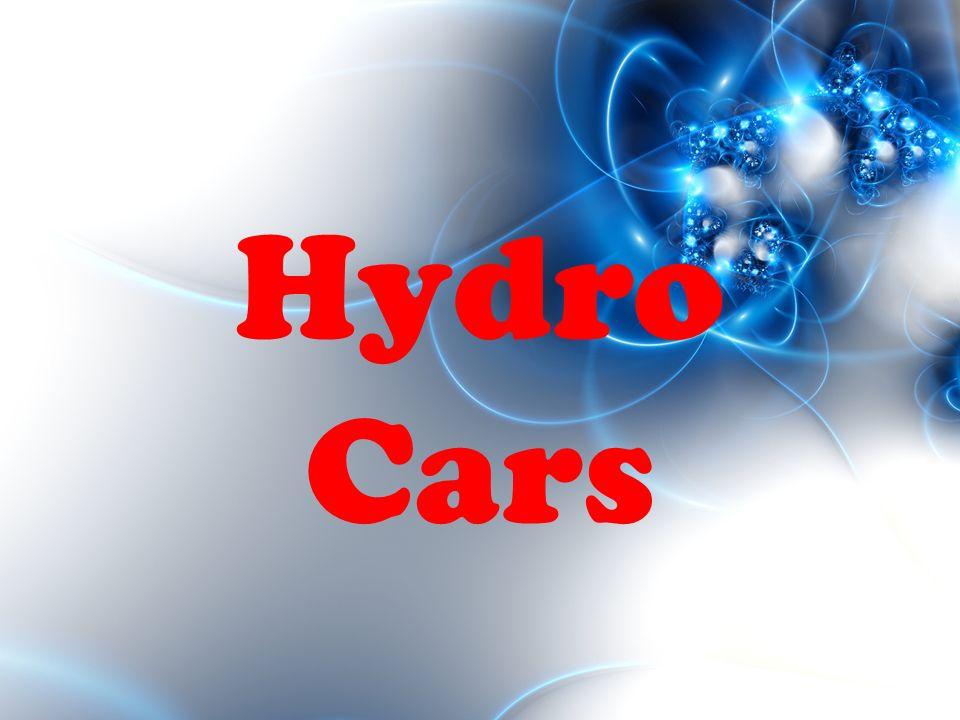 Hydro Cars