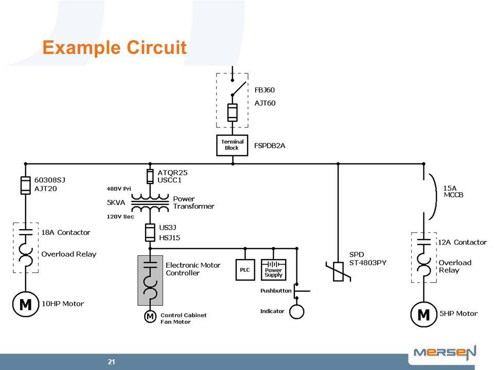 21 Example Circuit