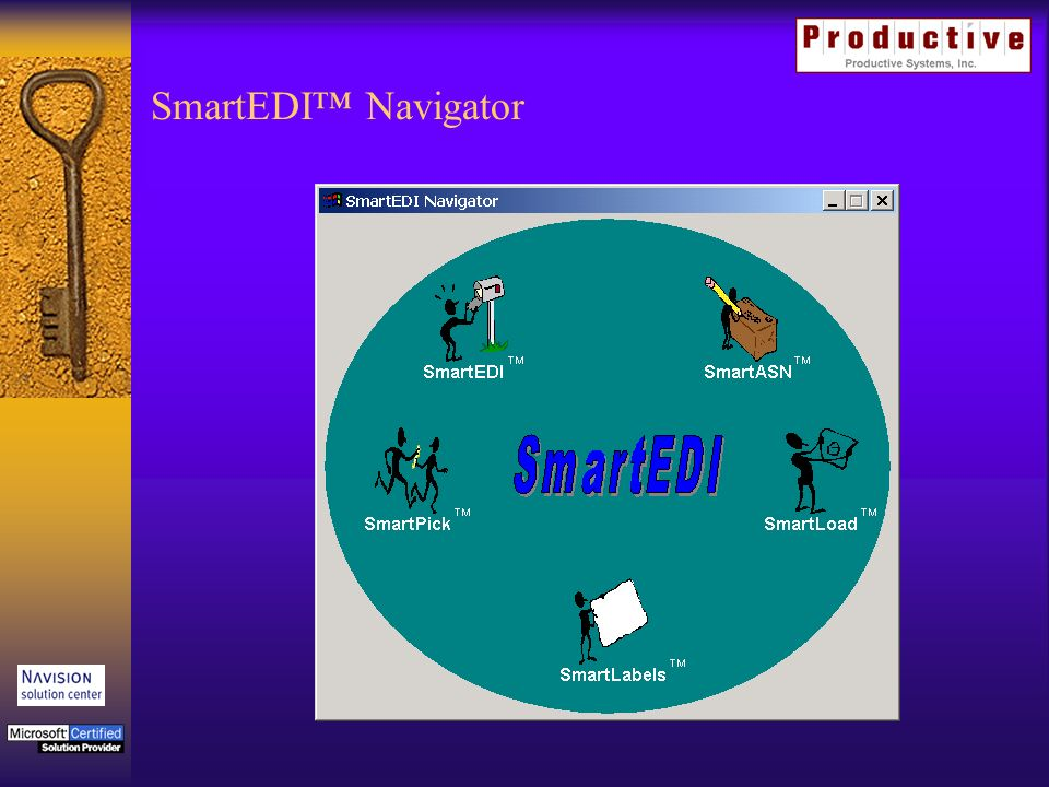 SmartEDI Navigator