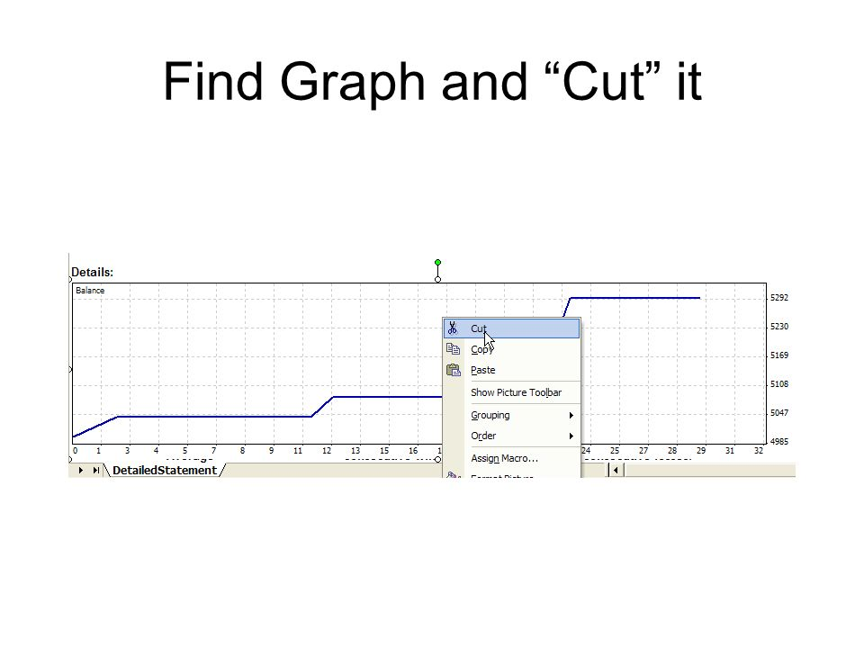 Find Graph and Cut it