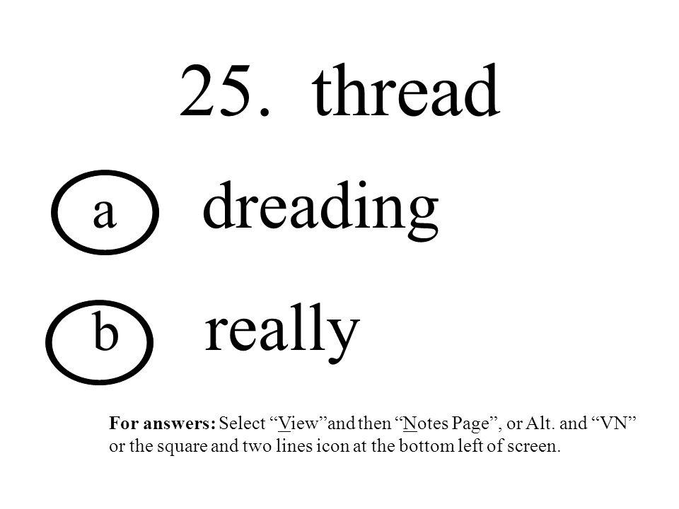 24. preach a eagerly b healthy