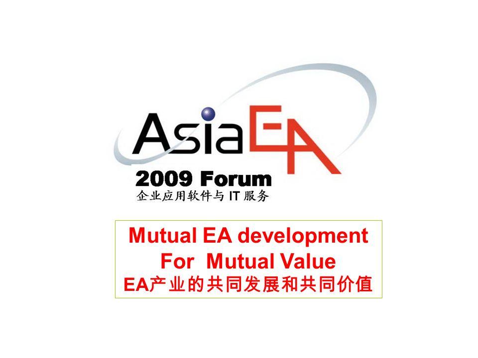 Mutual EA development For Mutual Value EA
