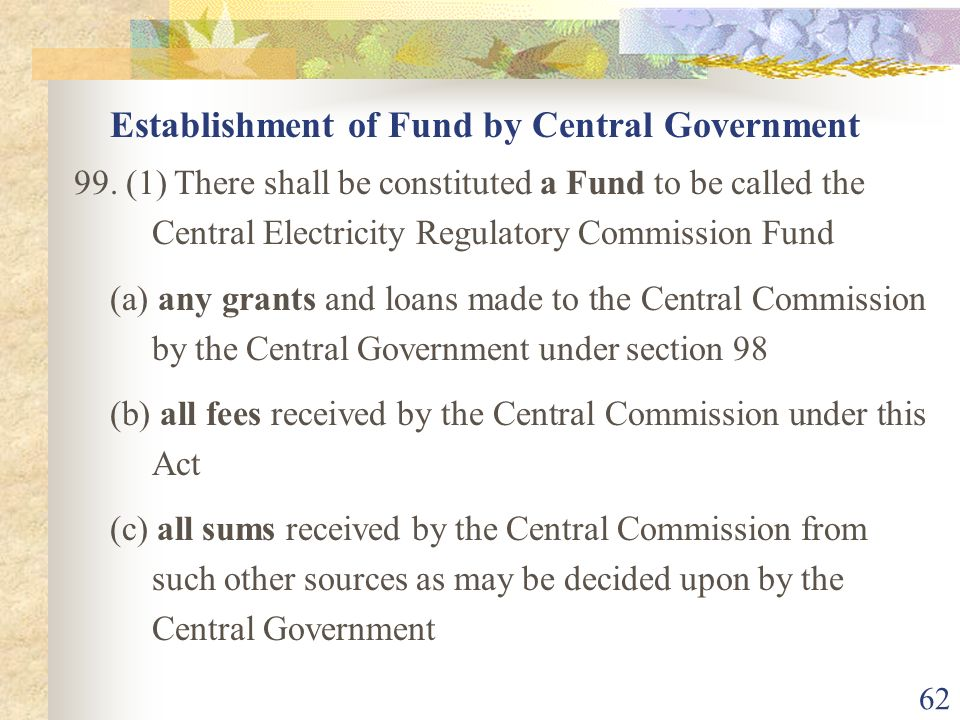 61 90. (1) No Member shall be removed from office except in accordance with the provisions of this section. (2) …..Central Government….. State Governm