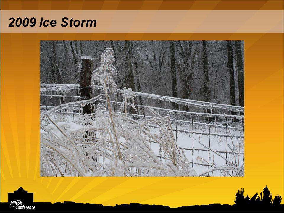 2009 Ice Storm