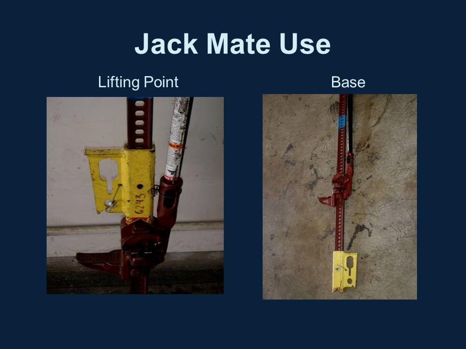 Jack Mate Use Lifting Point Base