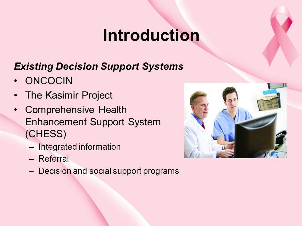 Discussion Limitations –Continual updating of NCCN guidelines –Interoperability with other systems –Clinical trials Assumptions –User acceptance –Computer literacy Future Extensions –Increase guideline knowledge base –Support other cancer types