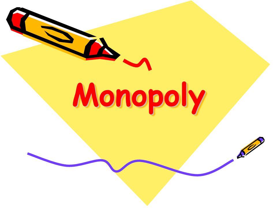 MonopolyMonopoly