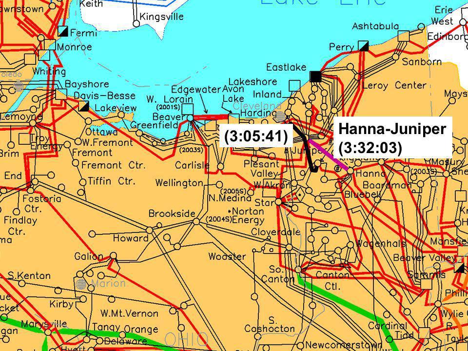 30 (3:05:41) Hanna-Juniper (3:32:03)