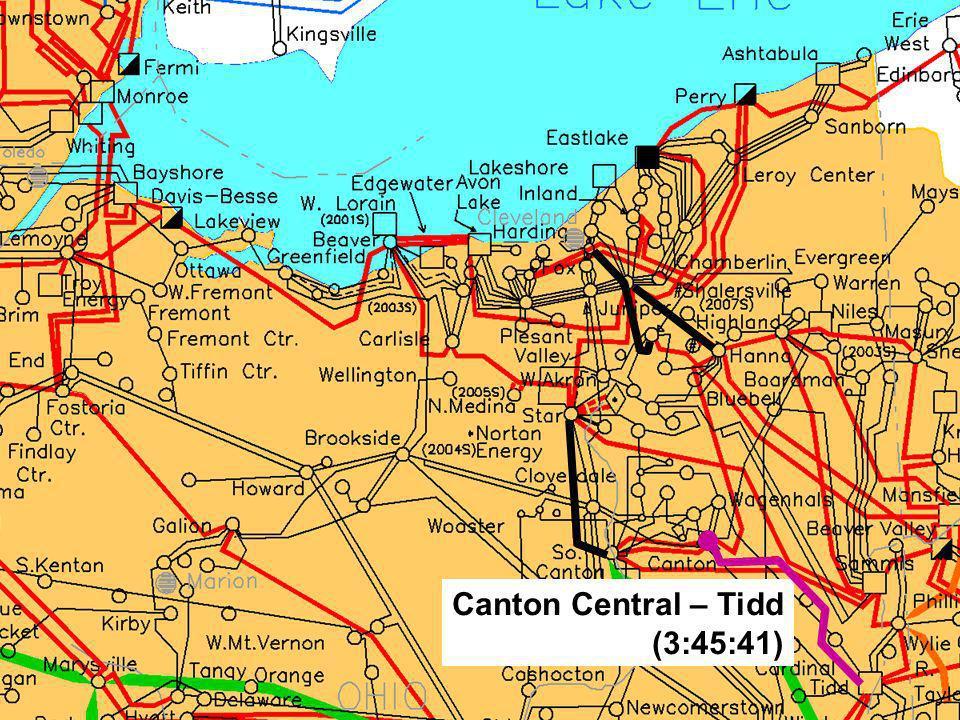 35 Canton Central – Tidd (3:45:41)