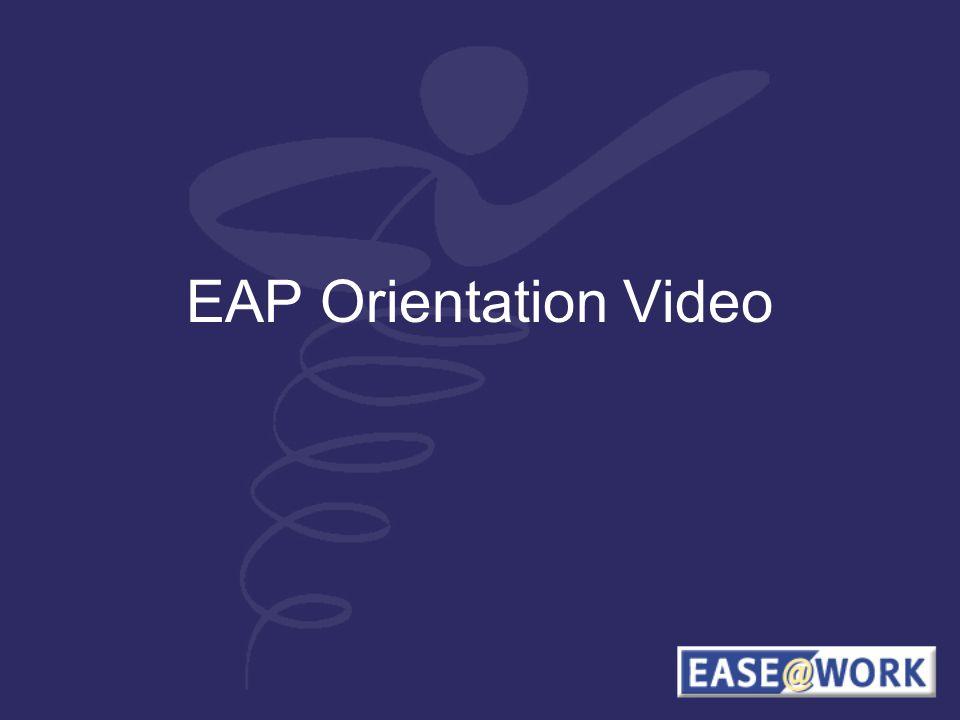 EAP Orientation Video
