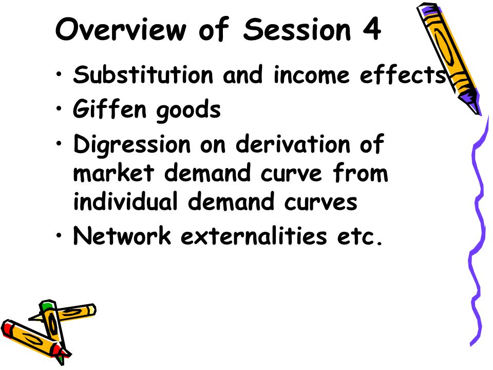 Demand Positive Network Externality: Bandwagon Effect Quantity (thousands per month) Price ($ per unit) D 20 20406080 100 D 40 D 60 D 80 D 100 Pure Price Effect $20 Bandwagon Effect But as more people buy the good, it becomes stylish to own it and the quantity demanded increases further.