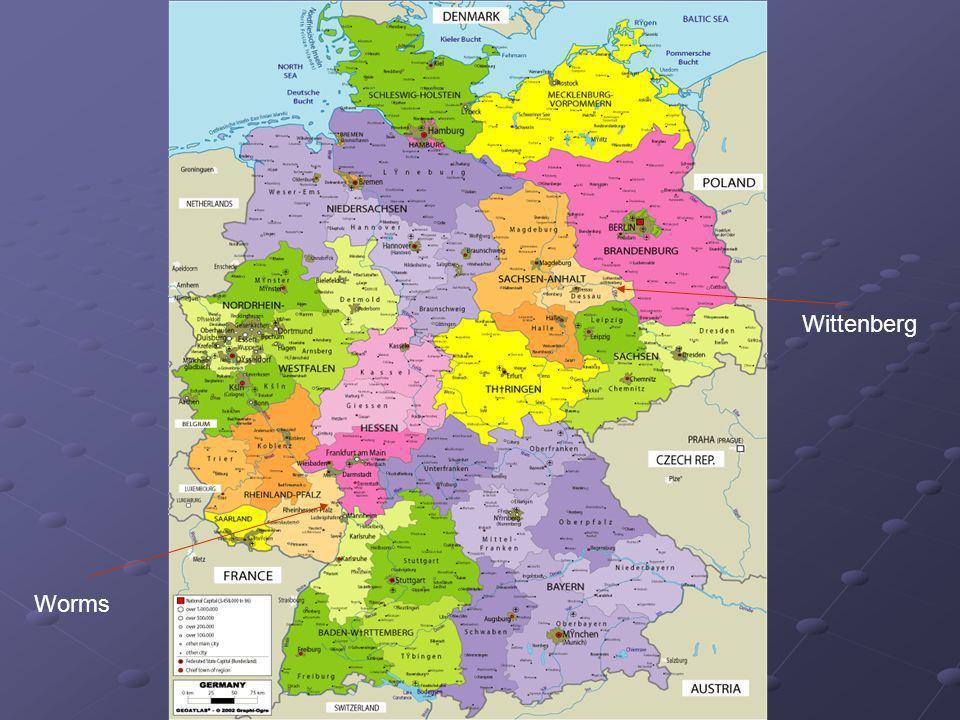 Worms Wittenberg
